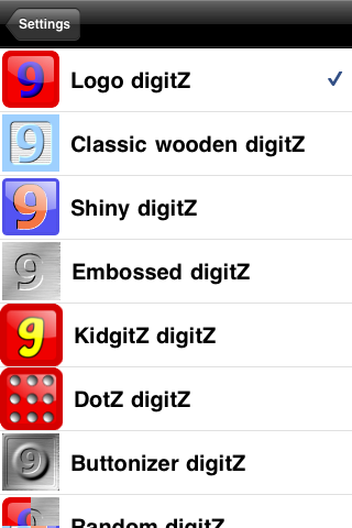 Screenshot 9DigitZ