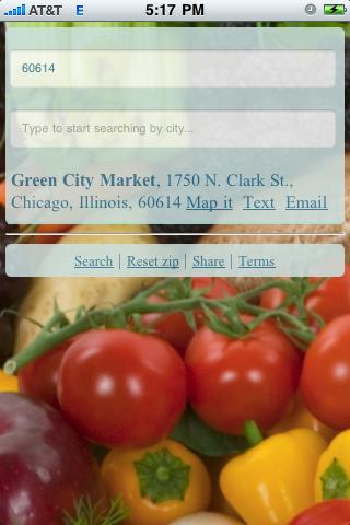 Local & Fresh US Screenshot 1